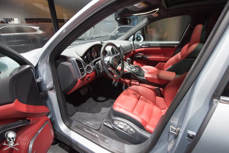 2017 Cayenne Turbo