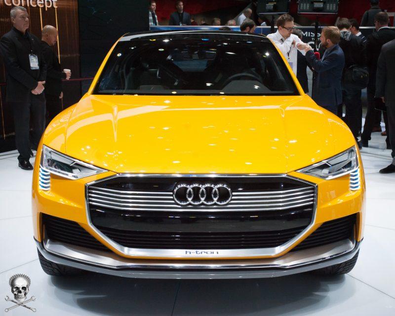 Audi Q8 h-Tron Quattro Concept