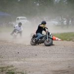 Sins of Steel 2017Minibike Race