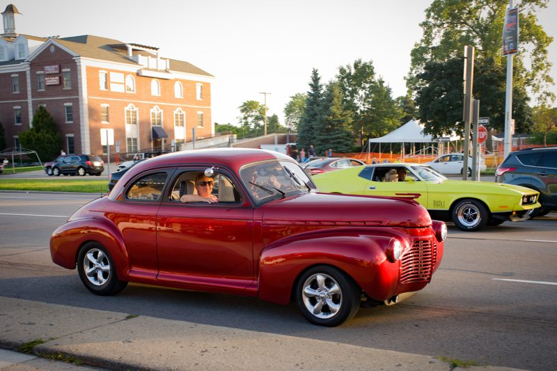 '41 Chevy Special Deluxe Coupe