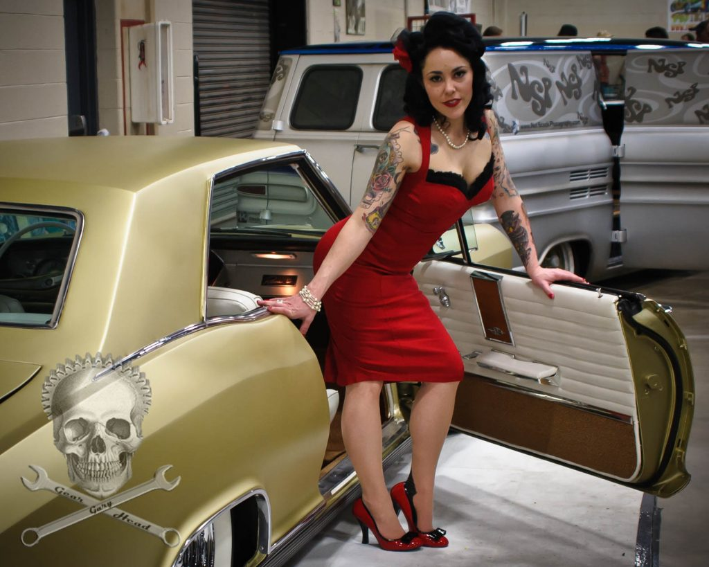 """Eve of Destruction"" Miss Autorama 2012"