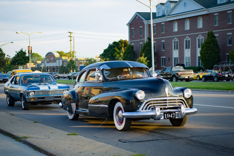 47 Olds 66 Coupe