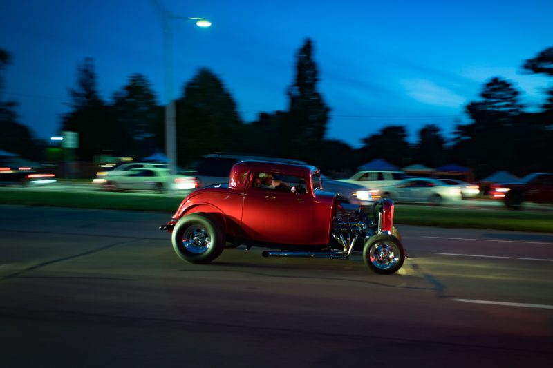 Cherry Red Model A