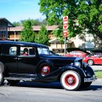 Woodward Dream Cruise 2012