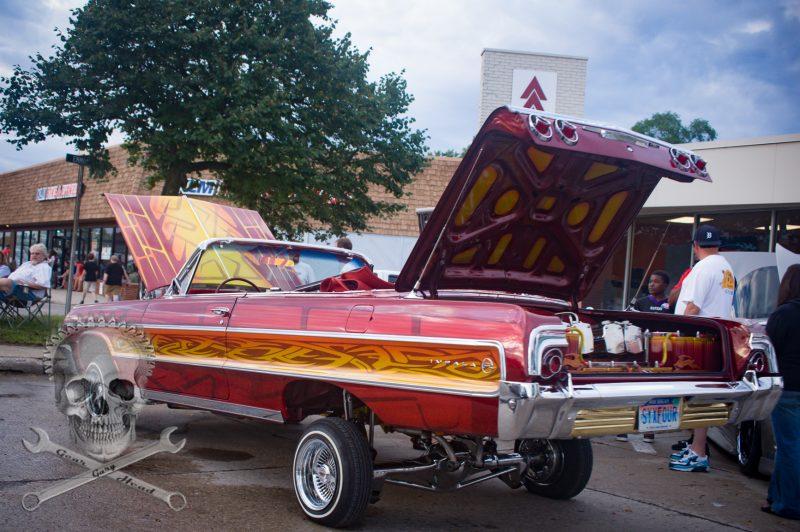 Woodward Dream Cruise 2011
