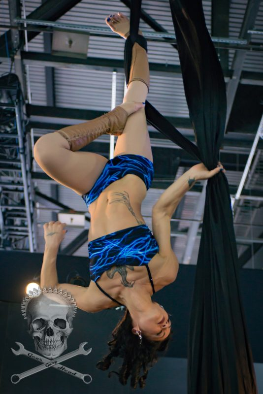 Marina Luna, North American Auto Show 2014