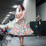 """Miss Autorama"" Pin-Up contest, Detroit 2016"